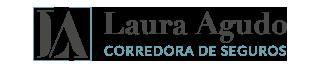 Laura Aguado Seguros Logo